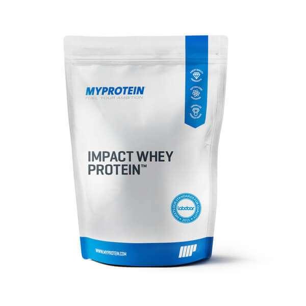 Impact Whey (Marca, MyProtein)