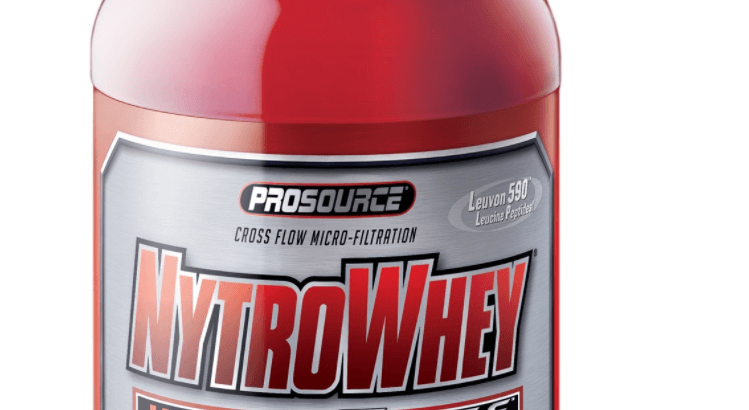NytroWhey (Marca, ProSource)