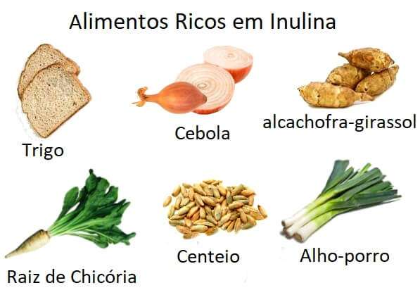 Alimentos Ricos Em Inulina
