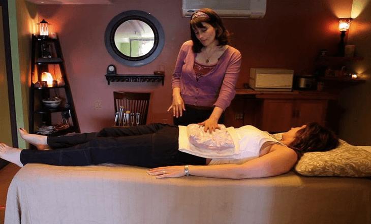 Terapia De Calor Para Alivio Das Cólicas Menstruais E Ovarianas