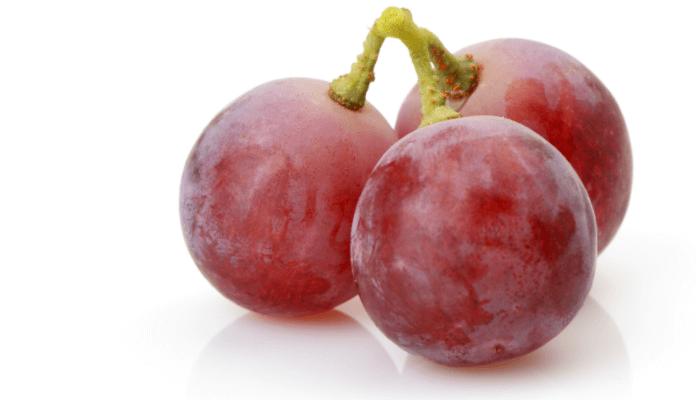 Suco de Uva e Kiwi para Cabelos Secos