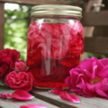 água De Rosas Para Limpar O Rosto
