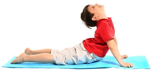 Benefícios Da Surya Namaskar Nas Crianças