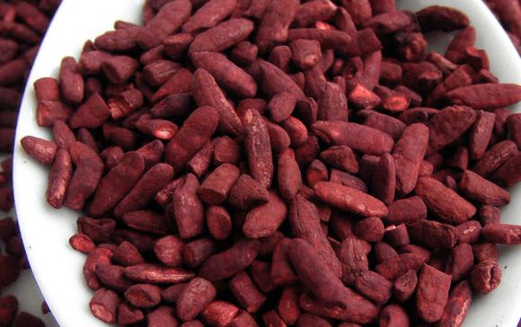 Arroz Vermelho Fermentado