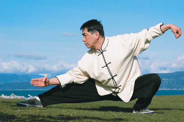 Posturas Do Tai Chi