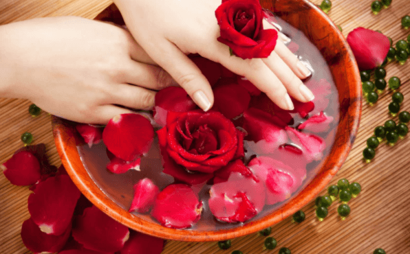 Tónico Facial Com água De Rosas