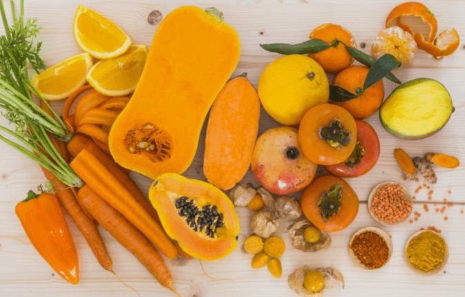 10 Alimentos Ricos em Carotenoides que deve adicionar à sua Dieta