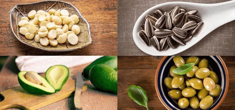 Fontes Naturais De Gorduras Monoinsaturadas, 4 Alimentos Ricos Em MUFAs