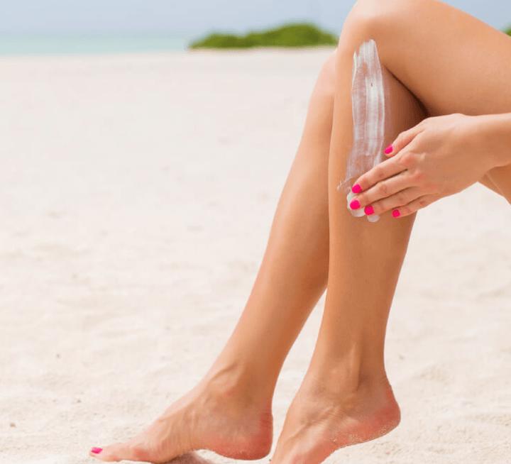 Óxido De Zinco Beneficia A Sua Pele Seca E Mantém A Umidade Bloqueada