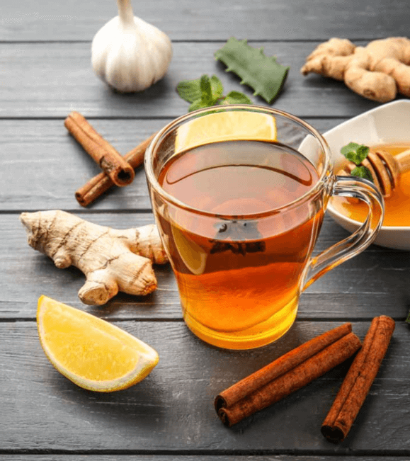 Chá De Gengibre, 15 Benefícios, Para Que Serve, Como Fazer As Nossas Receitas Bem Fáceis, Emagrece