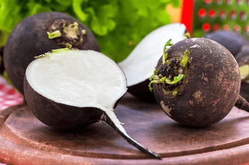 Rabanete Preto: 9 Benefícios Extraordinários Do Vegetal de Raiz