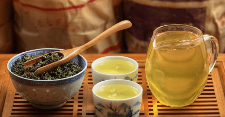 Melhor chá para Dermatite Atópica: Chá Verde, Chá Oolong, Preto ou Crisântemo?