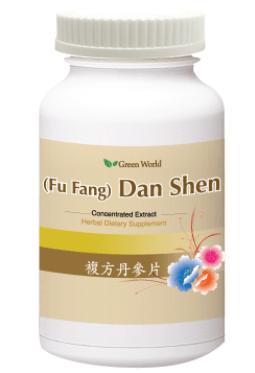 DanShen, Suplemento Que Provém Das Raízes Da Salvia Miltiorrhiza