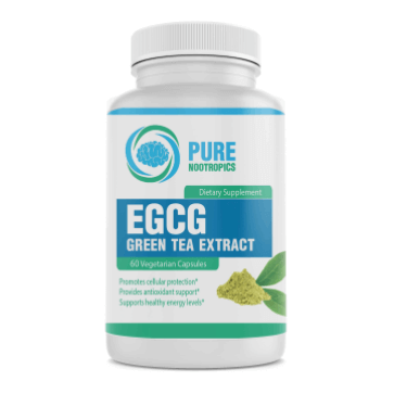 Epigalocatequina Galato (EGCG) Do Chá Verde