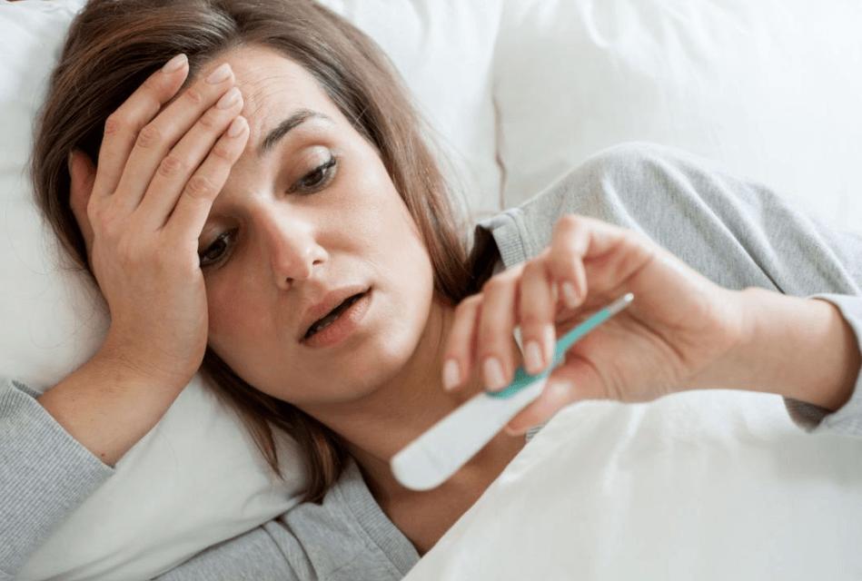 Se A Pessoa Tiver Calafrios E Febre Acompanhada De Diarreia Vermelha, Deve Consultar O Médico