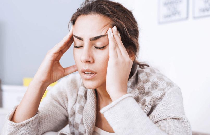 Dor De Cabeça é Um Sintoma De Síndrome De Privação De Antidepressivos